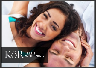 Kor Teeth Whitening in Bowie